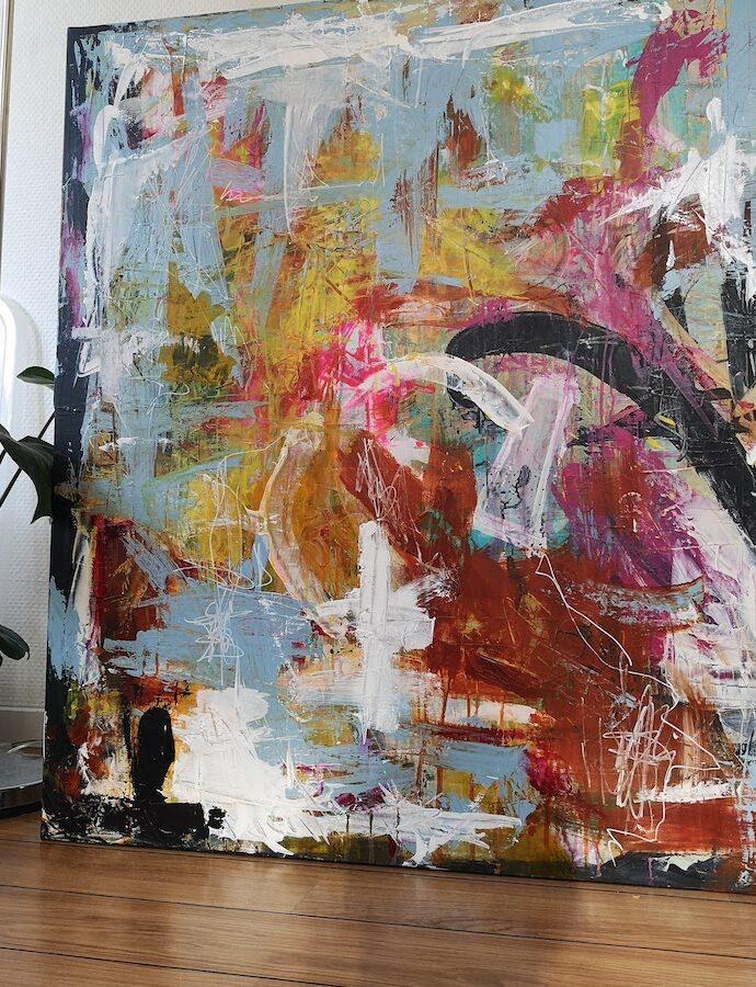 Salg af malerier